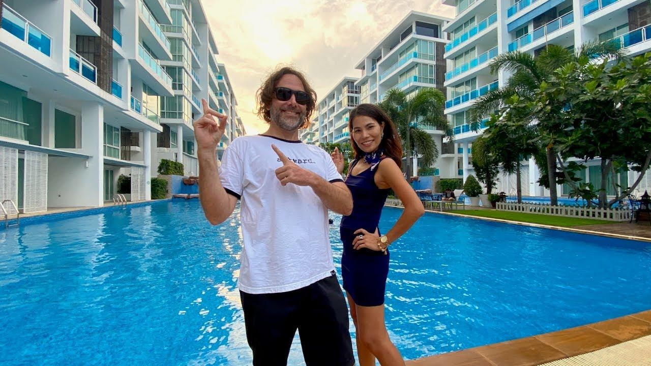 $360 Condo in Thailand - 3 Condo Tours in Hua Hin