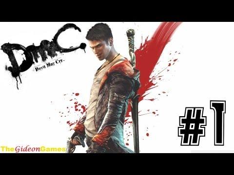 Прохождение DMC: Devil May Cry - Миссия 4 — Под прицелом