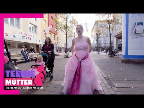 Zu spät zur Hochzeit: Tatjana rennt in einem Traum aus Rosa ⏰