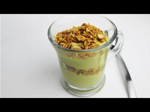 Kourtney Kardashian Avocado Pudding | Quick & Easy! | Charity Joy