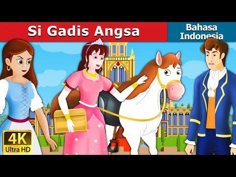 Si Gadis Angsa | Dongeng bahasa Indonesia | Dongeng anak | 4K UHD | Indonesian Fairy Tales