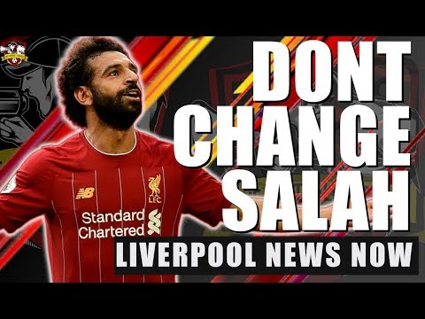 Why Mo Salah's selfishness will make Liverpool win the league!