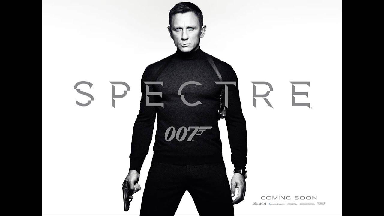 James Bond Spectre - Snow Plane Soundtrack Ost