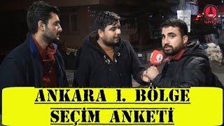 Ankara 1nci Bölge  Yerel Seçim Anketi (yeni)