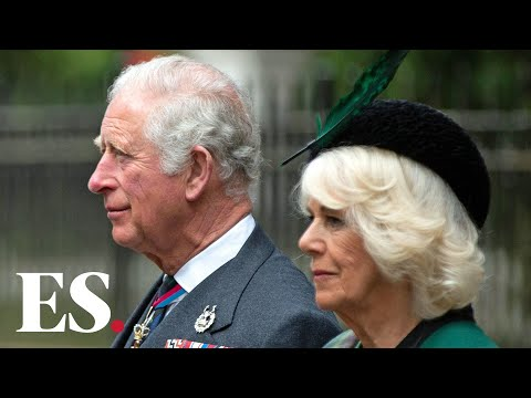 VE Day 2020: Prince Charles And Duchess Of Cornwall Lay Wreaths To Mark VE Day 75th Anniversary