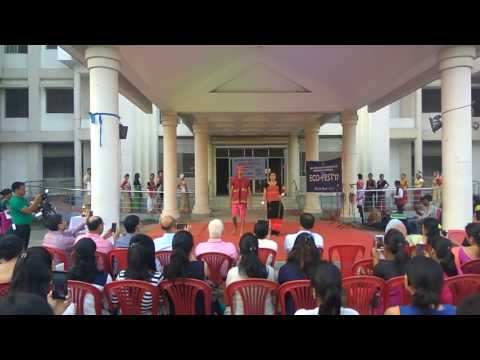 Ethnic Show Eco-Fest 2017 (Gauhati University)