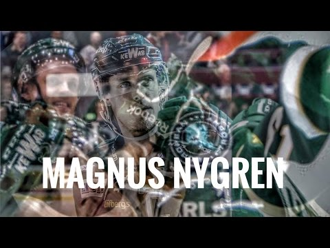 MAGNUS NYGREN | ALL GOALS IN SHL 2016/17 |HD|