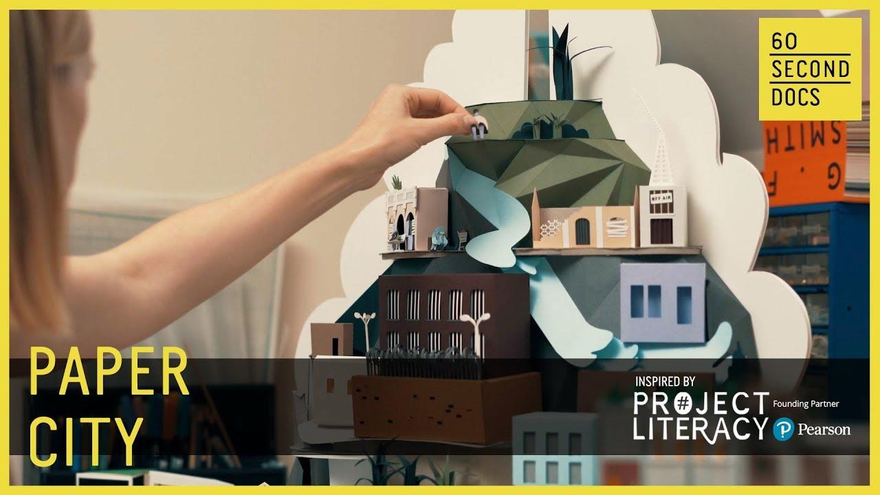 Paper City | IlliteraCity