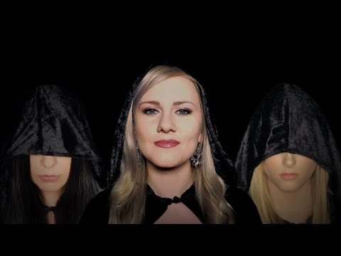 The K3YS: Wisdom - A Binaural ASMR Role Play