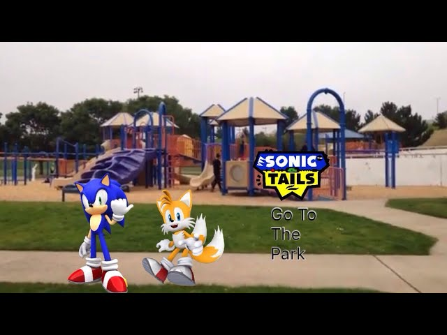 Sonic And Tails Go To The Park #1