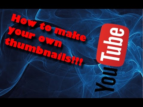 How to make a thumbnail for youtube on ipad
