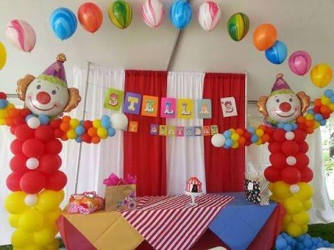 6dfe65f2e como decorar globos para fiestas infantiles. Decoracion Con Globos