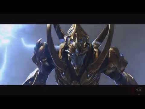 StarCraft 2 - Legacy of the Void | The Movie HD Extended Cut 1080p