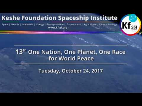 13th One Nation One Planet One Race for World Peace Oct 24 2017