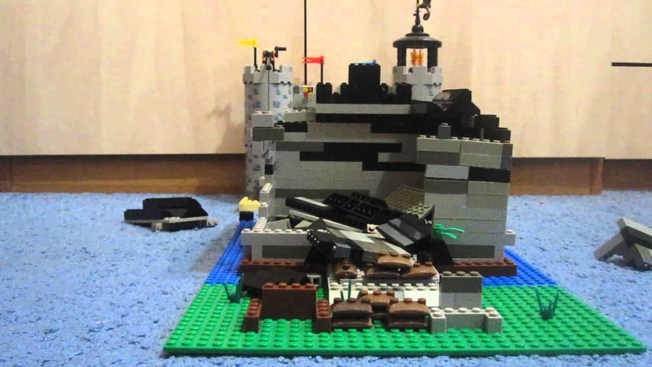 лего замок картинки