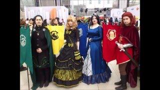 Leipziger Buchmesse - LBM 2016 - Cosplay - Manga- Comic-Con MCC