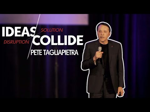 SCRS Releases Video of Pete Tagliapietra Presenting During IDEAS Collide 2018