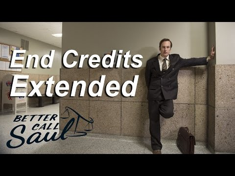 Better Call Saul (2015) End Credits Extended