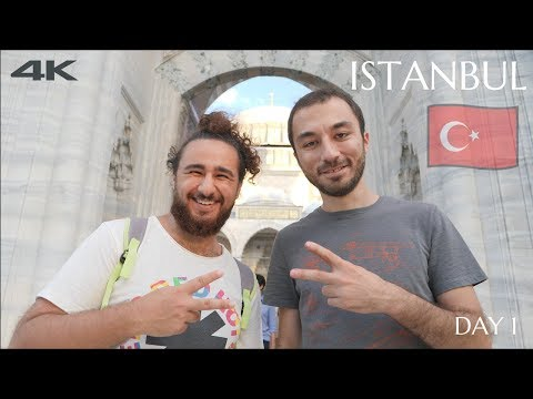 FIRST TIME IN ISTANBUL!! 🇹🇷 4K Turkey Vlog 1 – Turkish Digital Nomads Meetup