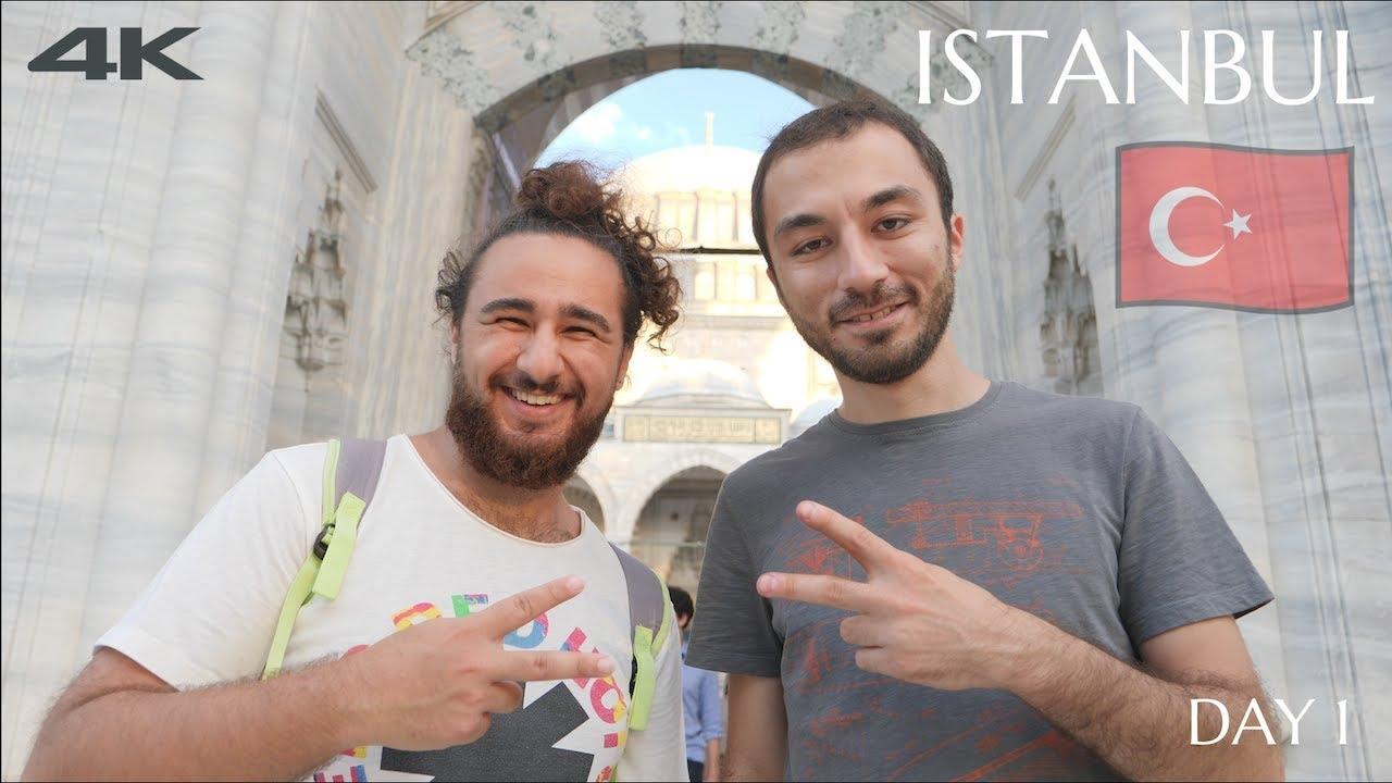 FIRST TIME IN ISTANBUL!! ?? 4K Turkey Vlog 1 – Turkish Digital Nomads Meetup