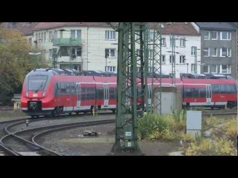 Euro Rails 143 - Aachen Hbf in 2011