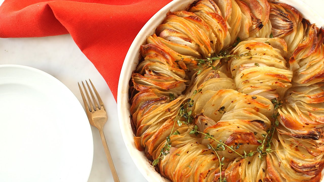 Roasted Crispy Potatoes Everyday Food With Sarah Carey