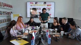 Летучка StarHit: новая русская девушка Роналду, Шепелев увозит сына, свадьба Никиты Преснякова!