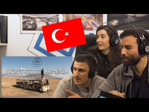 Turkish Reactions To DON'T GO TO ARMENIA