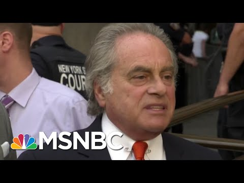 'I Have Doubt' About Harvey Weinstein Case Going To Trial: Defense Atty. | Hallie Jackson | MSNBC