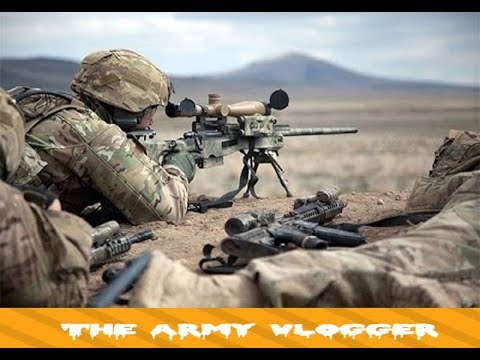 Marine Corps Scout Snipers vs U S  Army Snipers
