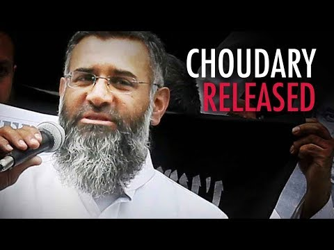 Anjem Choudary released from prison: Here's what's next | Jack Buckby