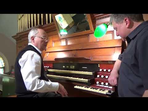 1903 Kilgen Organ, St. Trinity Lutheran Church, St. Louis, Missouri