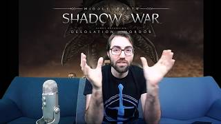 Desolation of Mordor, Basic Combat & Ability Gameplay, Numenorean Artifacts, and a bit of Torvin
