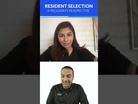 Key Things Not to Do in Your Virtual Residency Interview   A Program's Perspective