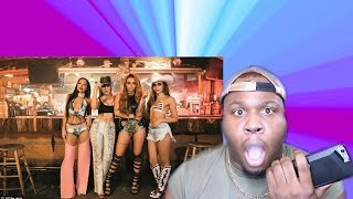 """LITTLE MIX """"NO MORE SAD SONGS"""" (REACTION)