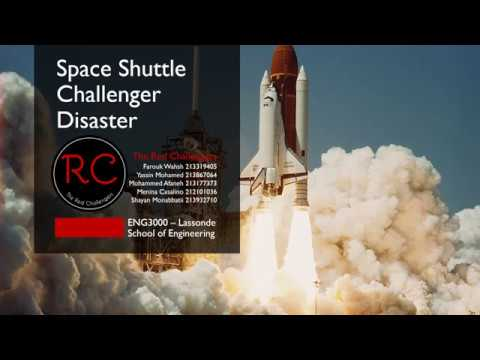 space shuttle challenger case study - photo #8