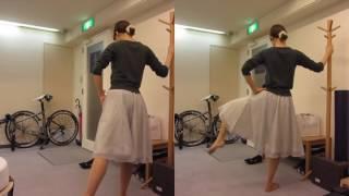 20代前半、宝塚歌劇団で活躍する女性です。バレエレッスン中に股関節を...
