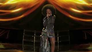 "Lillie McCloud ""Who Wants To Live Forever"" - Live Week 2 - The X Factor USA 2013"