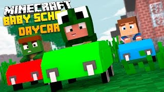 Minecraft -BABY SCHOOL DAYCARE - BABIES FIRST EXAM!