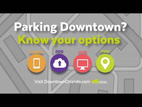 Know Your Options When Parking Downtown
