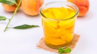 美食台|黄桃罐头
