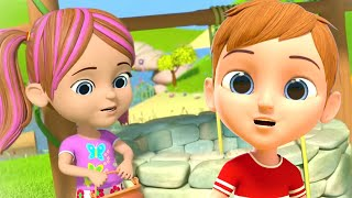 Jack And Jill | This is the Way | Baby Shark Song + More Nursery Rhymes & Songs by Little Treehouse