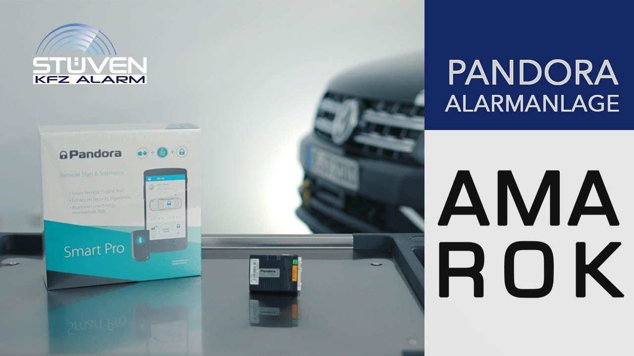 pandora smart pro vw alarmanlage nachr sten youtube. Black Bedroom Furniture Sets. Home Design Ideas