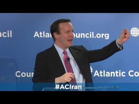 Keynote Address by Senator Chris Murphy, D-Conn