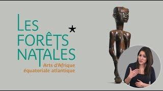 Les Forêts natales (LSF) | Exposition au musée du quai Branly - Jacques Chirac