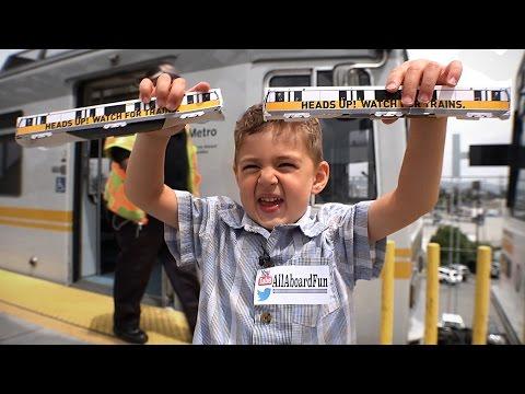 Last Stop - Culver City / Ready For Expo Line To Santa Monica - Go Metro!