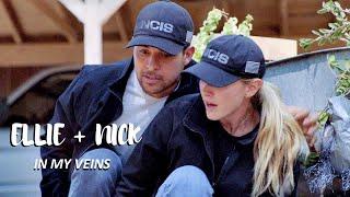 ellie + nick | in my veins [ncis]