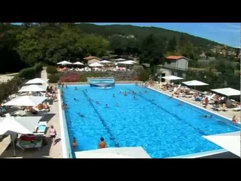 Camping parco delle piscine sarteano for Camping delle piscine sarteano siena