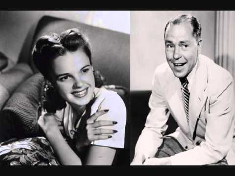 Judy Garland & Johnny Mercer...Taking A Chance On Love