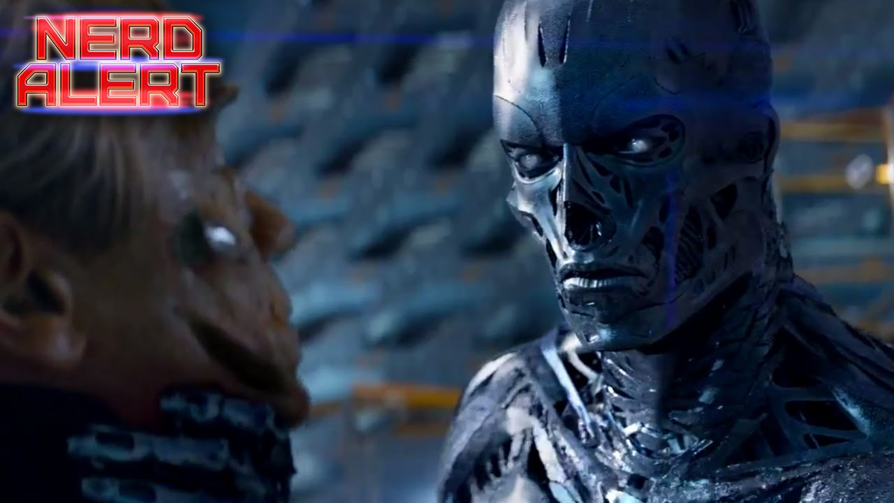 Terminator Genisys - New Official Trailer Ruins the Whole ...